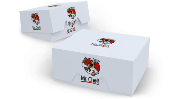 Bakery Boxes with logo