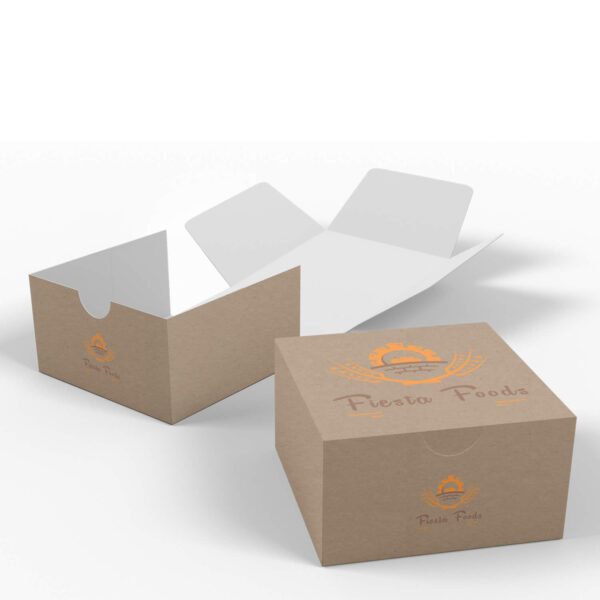 Cake Boxes Rectangle