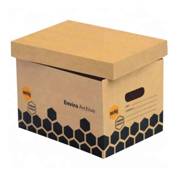 Archive Boxes With Logo