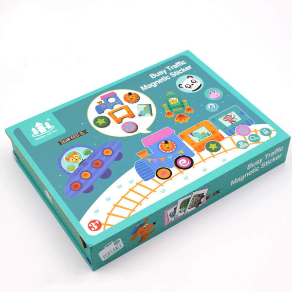Games Boxes With Logo